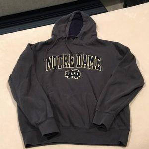 Fanatics Notre Dame hoodie